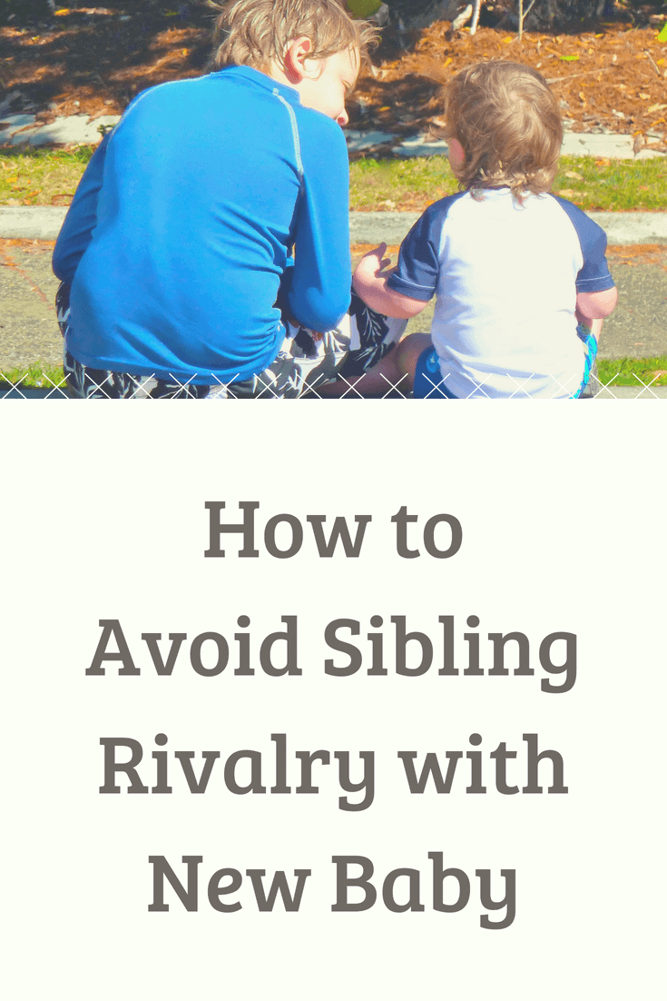Is your little one going to be a big brother or big sister?  Check out these ideas for making sure your older sibling feels included when the new baby arrives.