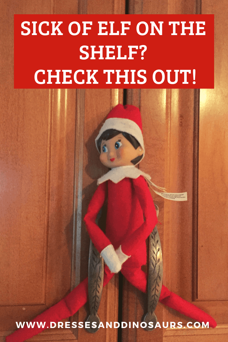Tired of the Elf on the Shelf?  Check out this fun, easy alternative - the Santa Cam!