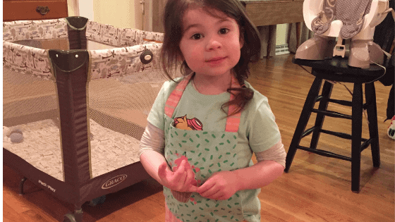 Chore List for Toddlers