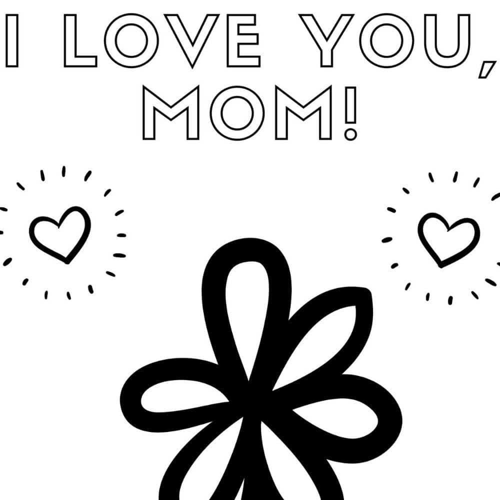 Mother S Day Free Printable Coloring Page Dresses And Dinosaurs